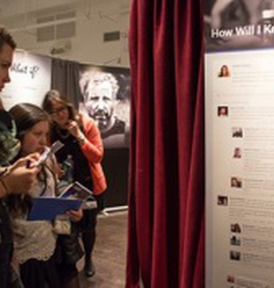 "La mostra sui ""Millennials"" al New York Encounter."