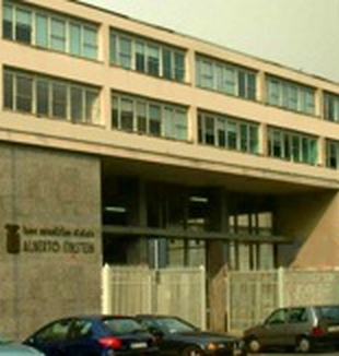 Il liceo scientifico Einstein di Milano.