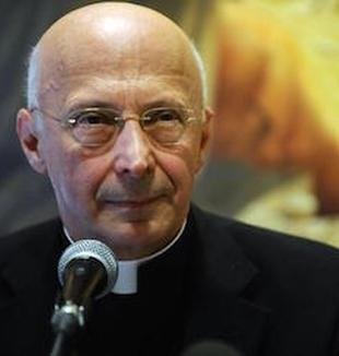 Il cardinale Angelo Bagnasco.