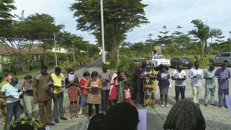 Nigeria sito di incontri per cellulare