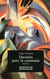 Giussani, Decisión para la existencia
