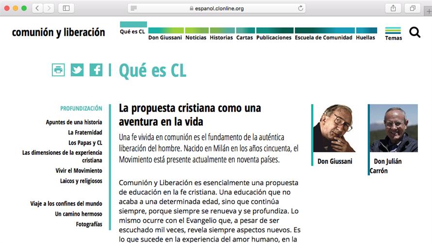 siti di incontri en Espanol