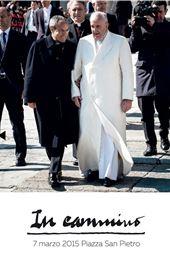 DVD Audiência CL com Sua Santidade Francisco