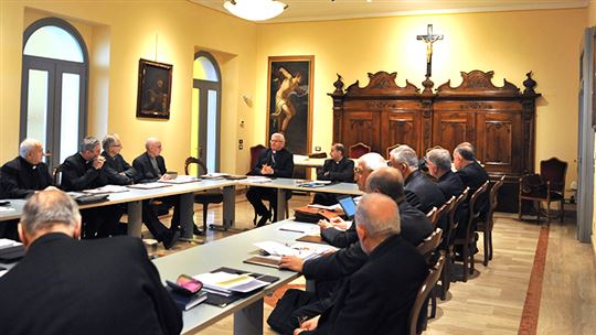 La Conferenza Episcopale Lombarda