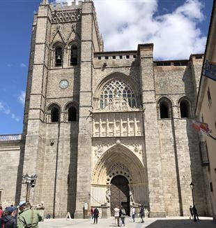 La Cattedrale di Ávila