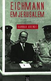 Hannah Arendt, Eichmann em Jerusalém