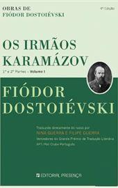 Fiódor Dostoiévski, Os Irmãos Karamázov - portoghese