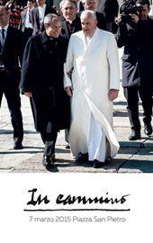 DVD In cammino - 7 marzo 2015 (Audienz mit Papst Franziskus - 7. März 2015)