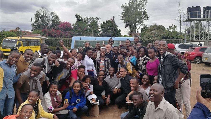 siti di incontri a Nairobi