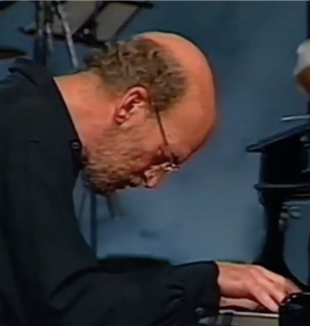 David Horowitz al pianoforte